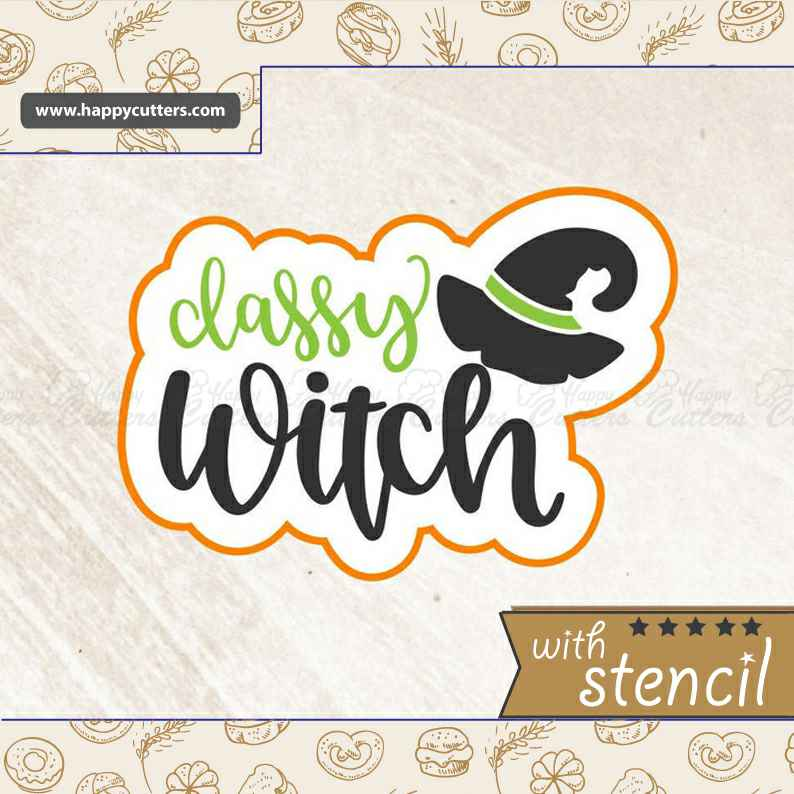 Classy Witch,                       letter cookie cutters, cursive letter cookie stamp, cursive letter fondant cutters, fancy letter cookie cutters, large letter cookie cutters, letter shaped cookie cutters, festive cookie cutters, diy cookie cutter aluminum foil, half moon cookie cutter, harry potter cookie cutters, diy christmas cookie cutters, christmas cookie cutters kmart, elephant cookie cutter, feather cookie cutter,