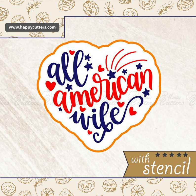 All American Wife,                       letter cookie cutters, cursive letter cookie stamp, cursive letter fondant cutters, fancy letter cookie cutters, large letter cookie cutters, letter shaped cookie cutters, winter cookie cutters, world globe cookie cutter, kroger cookie cutters, detailed cookie cutters, cardinal cookie cutter, vintage red plastic cookie cutters, wild animal cookie cutters, magic the gathering cookie cutters,