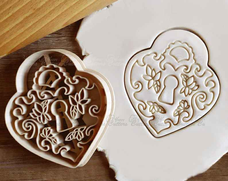 Heart with a keyhole Cookie CutterPastry Fondant Dough Biscuit,                       heart cookie cutter, heart shaped cookie cutter, heart cutter, heart shape cutter, mini heart cookie cutter, love heart cookie cutter, disney fondant cutters, 3d christmas tree cookie cutter, superhero fondant cutters, world globe cookie cutter, wedding cookie cutters michaels, large round cookie cutter, beer mug cookie cutter, godzilla cookie cutter,