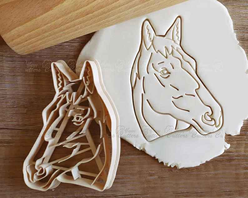 Horse Three Horses Cookie Cutter Pastry Fondant Dough Biscuit,                       animal cutters, animal cookie cutters, farm animal cookie cutters, woodland animal cookie cutters, elephant cookie cutter, dinosaur cookie cutters, voodoo cookie cutter, wilton plastic cookie cutters, fondant cookie stamps, disney cars cookie cutters, dog shaped cookie, small dog cookie cutters, mini dog bone cookie cutter, toucan cookie cutter,