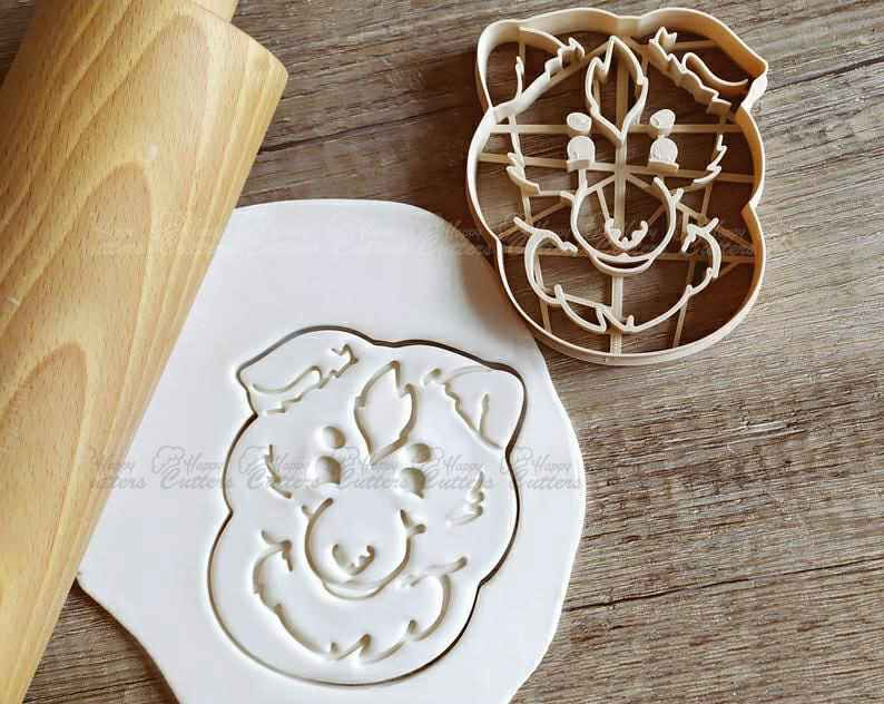 Puppy Dog Cookie Cutter Pastry Fondant Dough Biscuit,                       animal cutters, animal cookie cutters, farm animal cookie cutters, woodland animal cookie cutters, elephant cookie cutter, dinosaur cookie cutters, oh baby cookie stamp, lilaloa cookie cutters, embossed cookie cutters, corset cookie cutter, helicopter cookie cutter, boss baby logo cookie cutter, vampirina cookie cutter, liliao cookie cutters,