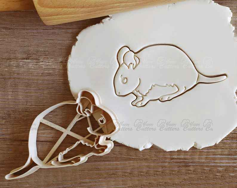 Sweet Wild Mouse from side Cookie Cutter Pastry Fondant Dough Biscuit,                       animal cutters, animal cookie cutters, farm animal cookie cutters, woodland animal cookie cutters, elephant cookie cutter, dinosaur cookie cutters, baby carriage cookie cutter, bob's burgers cookie cutters, american cookie cutter, willy cookie cutter, bug cookie cutters, tardis cookie cutter, marine corps cookie cutter, gingerbread christmas tree cookie cutter set,