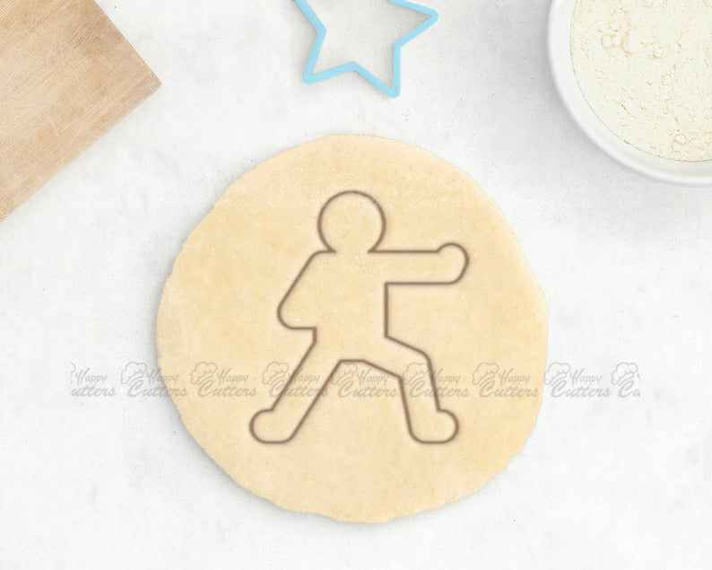 Karate Cookie Cutter – Taekwondo Cookie Cutter Judo Cookie Cutter Karate Gifts Judo Gifts Taekwondo Gifts Boxing Cookies Tai Chi Aikido Gift,                       ninjabread men, ninja cookie cutters, ninjabread cookie cutters, ninja turtle cookie cutter, ninjabread man cookie cutter, ninjago cookie cutter, suitcase cookie cutter, bicycle cookie cutter, ecrandal cookie cutters, the cookie cutter, gingerbread cookie cutters walmart, fishing cookie cutters, super mario cookie cutters, diy heart cookie cutter,