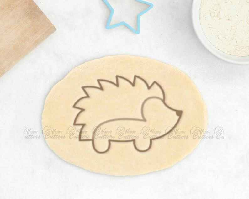 Hedgehog Cookie Cutter – Squirrel Cookie Cutter Fox Cookie Cutter Deer Faun Woodland Cookie Cutter,                       fall cookie cutters, mini fall cookie cutters, wilton fall cookie cutters, leaf cookie cutter, maple leaf cookie cutters, leaf fondant cutter, aluminum cookie cutters, cancer cookie cutter, llama cutter, moose head cookie cutter, sun cookie cutter, 1 cookie cutter, wilton christmas tree cookie cutter, cloud fondant cutter,