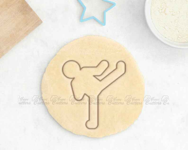 Karate Cookie Cutter – Taekwondo Cookie Cutter Judo Cookie Cutter Karate Gifts Judo Gifts Taekwondo Gifts Boxing Cookies Tai Chi Aikido Gift,                       ninjabread men, ninja cookie cutters, ninjabread cookie cutters, ninja turtle cookie cutter, ninjabread man cookie cutter, ninjago cookie cutter, peppa pig cookie cutter and stamp set, personalised biscuit stamp, gingerbread woman cookie cutter, personalized cookie stamp, baseball glove cookie cutter, elsa cookie cutter, custom cookie cutters canada, disney cars cookie cutters,