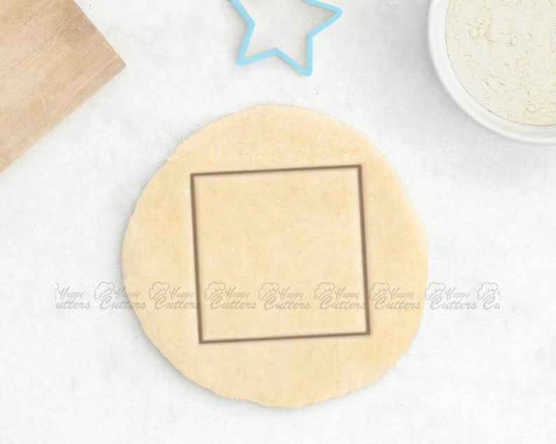 Square Cookie Cutter – Geometric Cookie Cutter Minimalist Tile Geometry Gift Math Teacher Gift Hipster Cookie Cutter Circle Pentagon Hexagon,                       geometric cookie cutters, square cookie cutter, square fondant cutter, triangle cookie cutter, circle cookie cutter, circle cake cutter, cookie cutter near me, small alphabet cookie cutters, baking cookie cutters, paw patrol cookie cutters michaels, 8 inch cookie cutter, letter m cookie cutter, motorbike cookie cutter, number 6 cookie cutter,