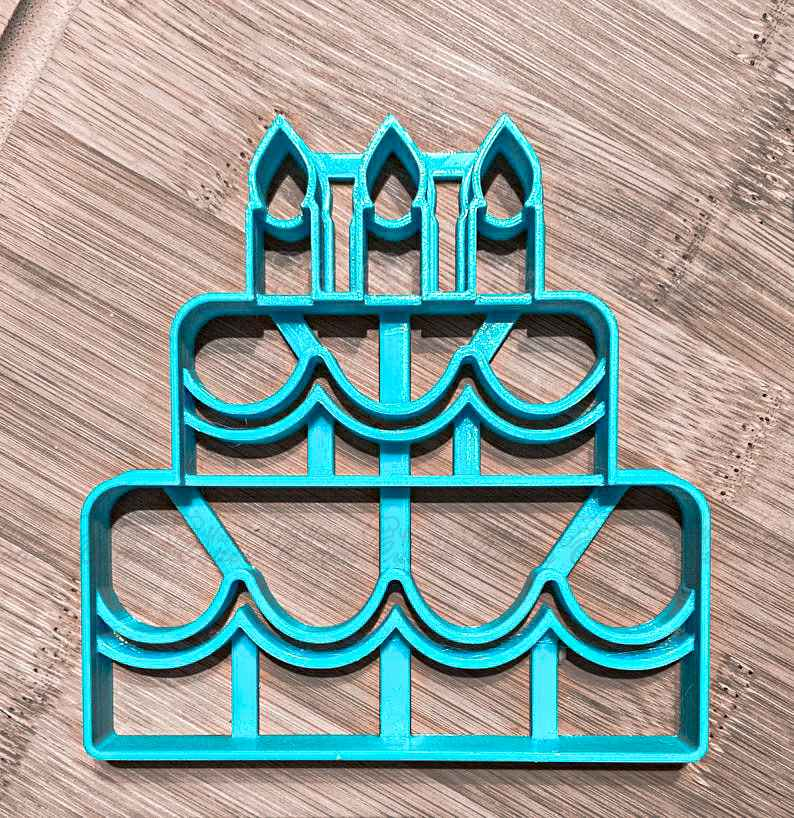 Two Layer Birthday Cake Cookie Cutter with detail,                       birthday cookie cutters, happy birthday cookie cutter, birthday cake cookie cutter, happy birthday cookie stamp, baby shower cookie cutters, bridal shower cookie cutters, biscuit cookie cutter, truck with tree cookie cutter, elephant cookie cutter michaels, gingerbread house cookie cutter set, sweet sugarbelle mini cookie cutters, gingerbread house cookie cutters, mickey and minnie cookie cutters, flamingo cookie cutter,