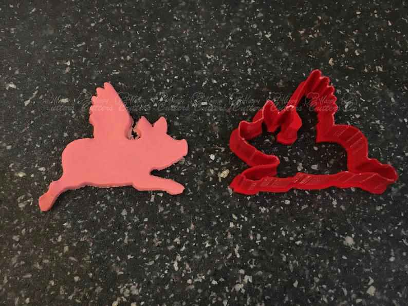 Flying Pig Cookie Cutter, pig cutter, peppa pig cookie cutter, pig cookie cutter, peppa pig cutter, peppa pig fondant cutter, pig shaped cookie cutter, portrait cookie cutters, sock cookie cutter, cactus cookie cutter set, tree cookie cutter, tent cookie cutter, 5 cookie cutter, cake cookie cutter, large cookie cutters, happy cutters, best cookie cutters