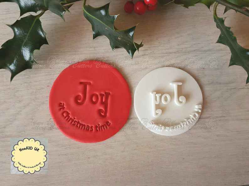 Joy at Christmas Time Embosser Stamp|Christmas Cookies Soap Pottery Stamp|,                       letter cookie cutters, cursive letter cookie stamp, cursive letter fondant cutters, fancy letter cookie cutters, large letter cookie cutters, letter shaped cookie cutters, thanksgiving cookie cutters walmart, candy cookie cutter, teacher cookie cutters, father's day cookie cutters, number cookie cutters michaels, best christmas cookie cutters, large metal cookie cutters, dinosaur icing cutters,