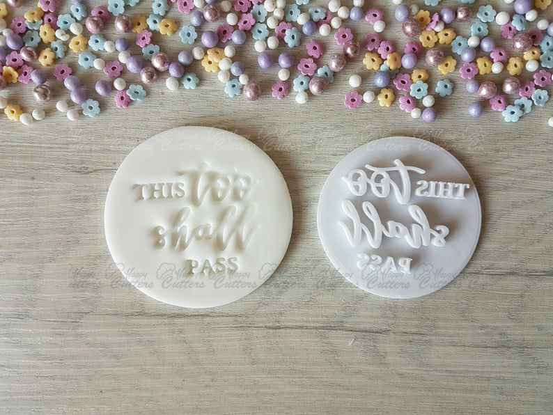 This Too Shall Pass Embosser Stamp,                       letter cookie cutters, cursive letter cookie stamp, cursive letter fondant cutters, fancy letter cookie cutters, large letter cookie cutters, letter shaped cookie cutters, pac man cookie cutter, diy christmas cookie cutters, under the sea cookie cutters, handmade cookie cutters, flower shape cutter, diy heart cookie cutter, tesla cookie cutter, beyblade cookie cutter,