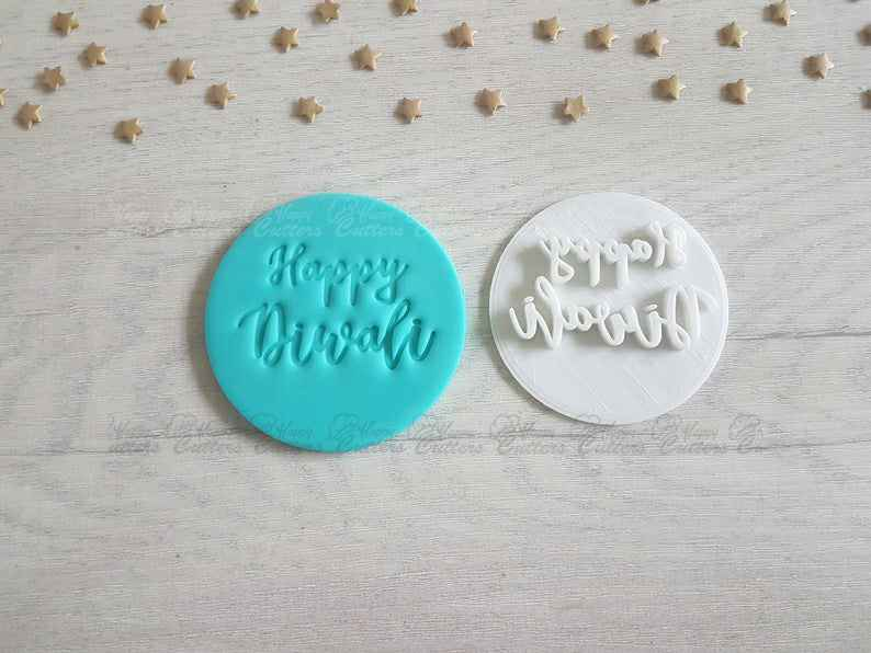 Happy Diwali Embosser Stamp | Cake Cookies Soap Pottery Stamp|,                       letter cookie cutters, cursive letter cookie stamp, cursive letter fondant cutters, fancy letter cookie cutters, large letter cookie cutters, letter shaped cookie cutters, geometric shape cookie cutters, 8 inch round cake cutter, carrot cookie cutter, sweet sugarbelle birthday set, bow tie cookie cutter, honey pot cookie cutter, camera cookie cutter, tooth cookie cutter michaels,