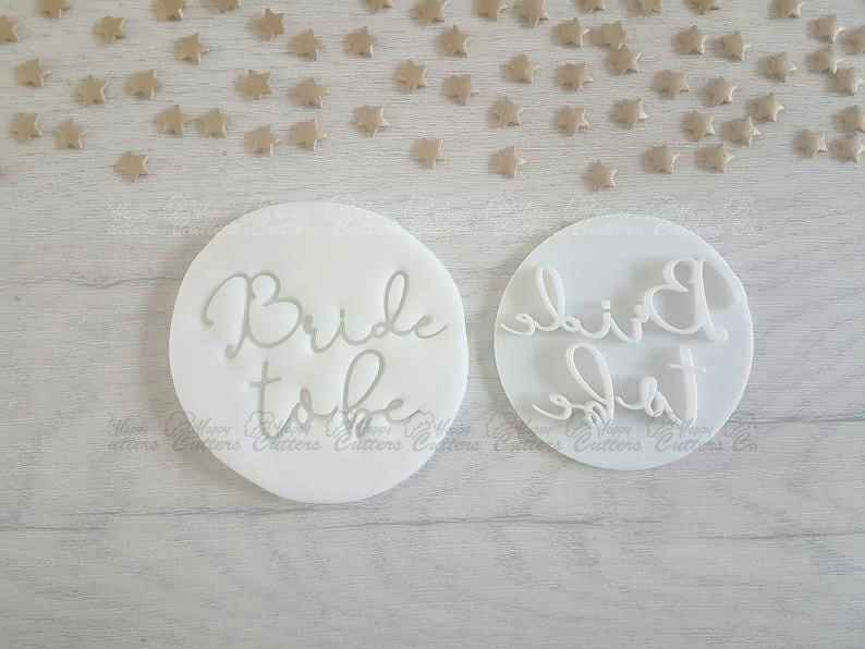 Bride To Be Embosser Stamp | Hen Party Cakes Cookies Soap Pottery Stamp | Wedding,                       letter cookie cutters, cursive letter cookie stamp, cursive letter fondant cutters, fancy letter cookie cutters, large letter cookie cutters, letter shaped cookie cutters, happy birthday cookie cutter, cookie cutter molds, cactus cookie cutter, football helmet cookie, star cookie cutter set, wedding ring cookie cutter, ocean themed cookie cutters, mini cooper cookie cutter,