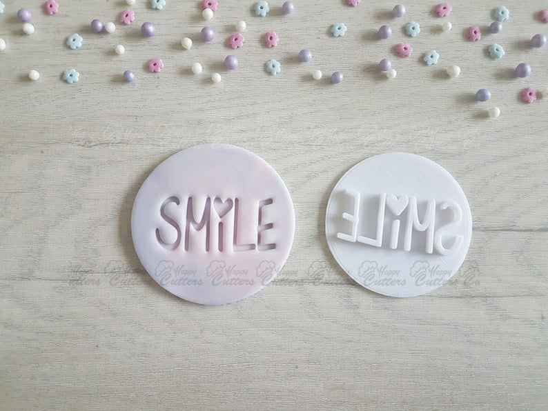 Smile Embosser Stamp| Cake Cookie Biscuit Stamp |,                       letter cookie cutters, cursive letter cookie stamp, cursive letter fondant cutters, fancy letter cookie cutters, large letter cookie cutters, letter shaped cookie cutters, heart shaped cookie cutter, halloween cookie cutters uk, minion cookie cutter, cloud cookie cutter, cookie cutter python, simba cookie cutter, round biscuit cutter, snowflake cookie cutter,
