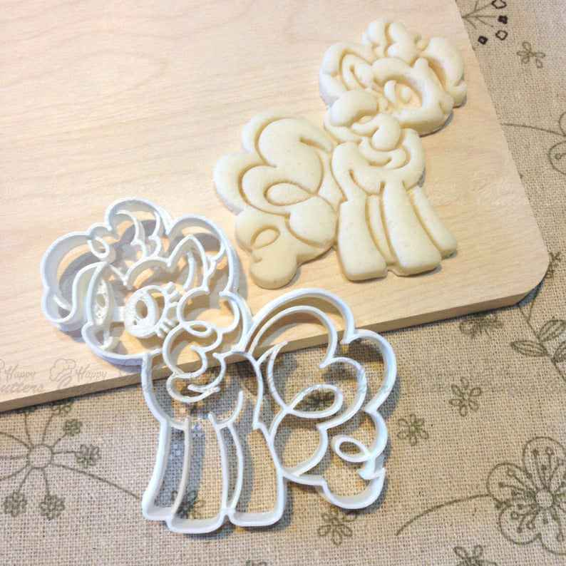 Pinkie Pie My Little Pony Cookie Cutter - MLP Fondant Cake Cupcake Toppers Baby Shower Girls Birthday Party Favors,                       my little pony cookie cutter, kids cutter, horse cookie cutter, horse head cookie cutter, horse shaped cookie cutter, funny cookie cutters, dog bone cookie cutter near me, music note cookie cutter, 12 days of christmas cookie cutters, periodic table cookie cutters, mini easter cookie cutters, amazon cookie cutters, four leaf clover cookie cutter, alphabet cookie cutters big w,